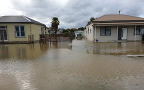 Flooding in Mataura