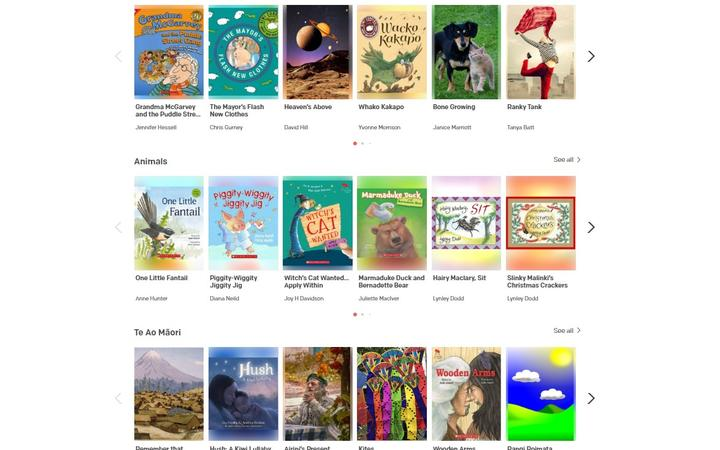 Storytime is RNZ's collection of free children's audio books
