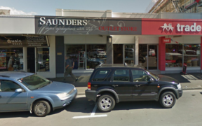 Saunders Shoes in Masterton.