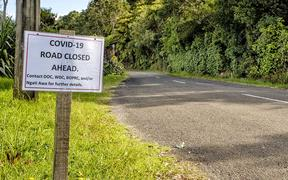 Ngāti Awa Farm - with the support of local police - has erected signs to ask the public to stay off its land during the lockdown.