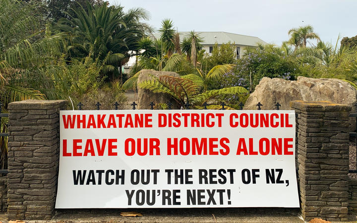 Awatarariki residents have vowed to continue the fight for their homes in the Environment Court.