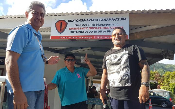 Village halls across Rarotonga have been repurposed as community/puna centres as part of the Covid-19 response.