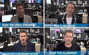 Mike Hosking delivers some of his opinions on the Covid-19 crisis