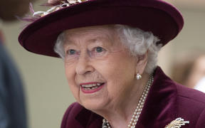 Britain's Queen Elizabeth II is addressing the nation during the coronavirus pandemic (file picture).