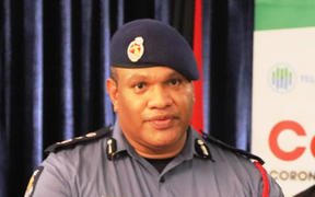Papua New Guinea's Police Commissioner David Manning is the Controller of the country's State of Emergency during the covid-19 pandemic.