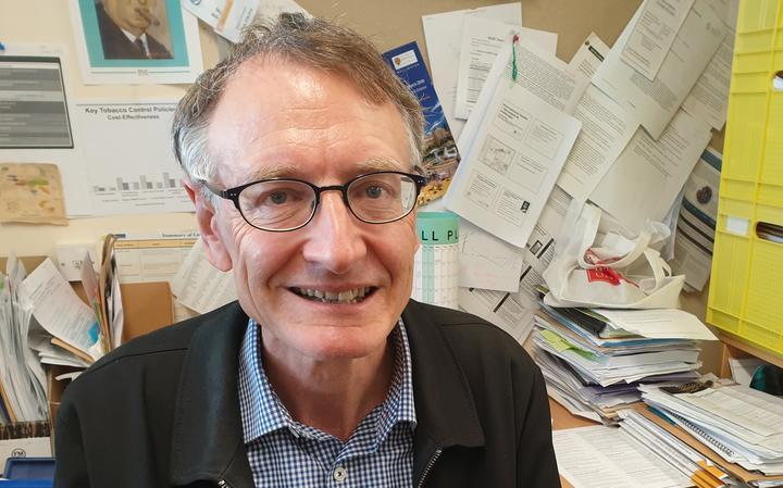 Professor Nick Wilson