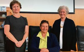 Opotiki District Council is the only council to have an all-female leadership team. 