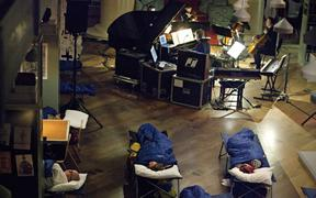 Max Richter's 'Sleep' performed in London, 2015.