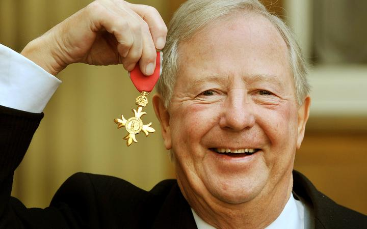 Good grief: Stars pay tribute to Tim Brooke-Taylor