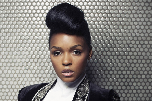 JANELLE MONAE photo by Victoria Will