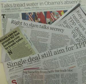 TPP headlines