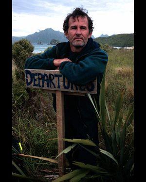 kennedy warne at codfish island