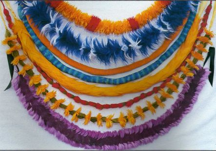 A featured Lei made by Paulette