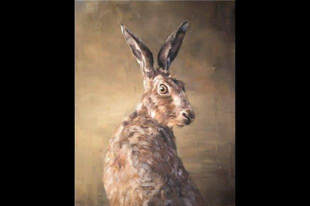 Two Kitchens Hare by Stephen Alwood resized