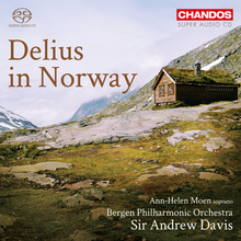 delius in norway