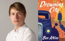 Ben Atkins author of Drowning City