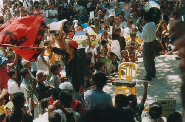 The East Timor Independence Referendum