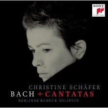 Bach Canatas Christine Shafer