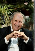 Alexander McCall Smith by Graham Clark