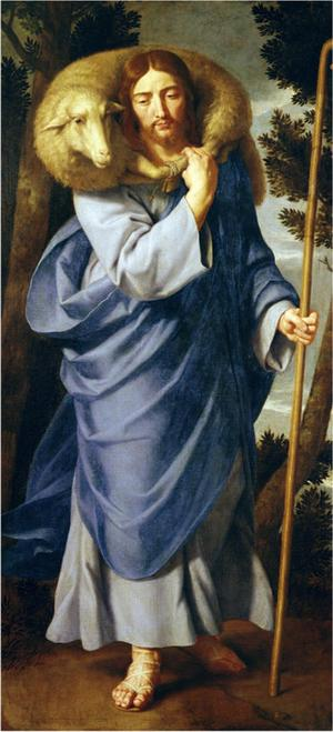 Champaigne good shepherd