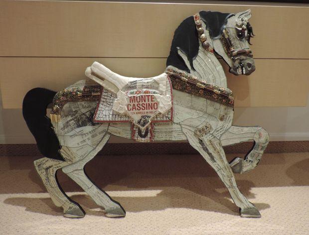 CassinoTrigger by mosaic artist Janice Corbishley