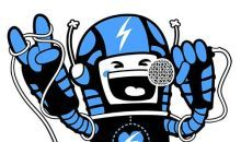 Singing Robot design by Hadley Donaldson