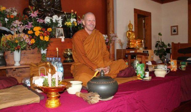 Venerable Abbot Kusalo Bodhinyanarama Buddhist Monastery
