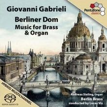 gabrieli music brass organ