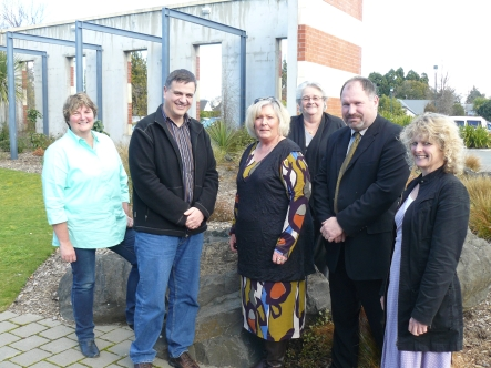 Canterbury's rural mental health support services joint committee.