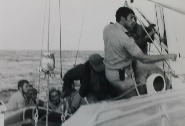 Some of the commandos on board the Vega