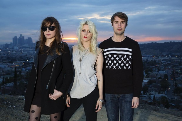 white lung courtesy of domino