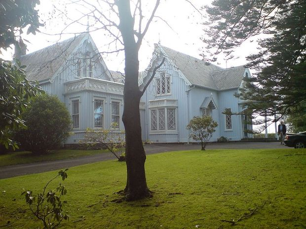 Highwic House Above Newmarket NZ PD