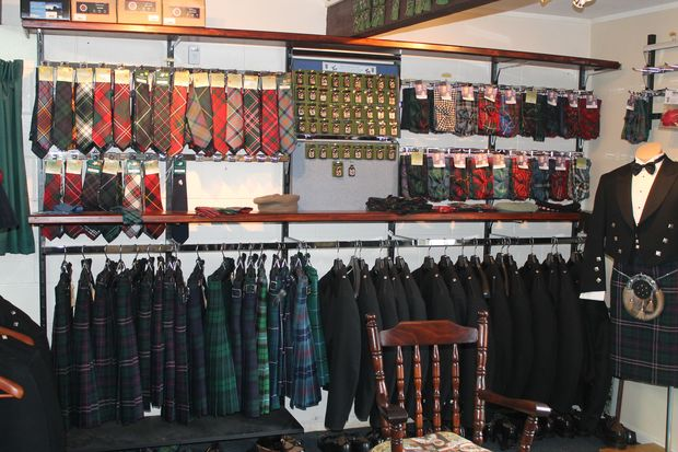 Kilt Making Outfits For Hire Military tidiness cRNZ