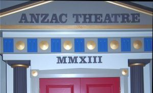 The Anzac Theatre Dargaville via Country Life July