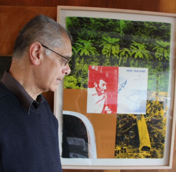 Jonathan and Ian Scott lithography containing McCahon imagery cRNZ crop