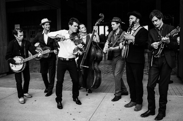 Old Crow Medicine Show photo by Andrea Behrends