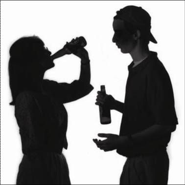 Cannabis and alcohol damages the teen brain