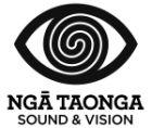 Nga Taonga Sound Vision