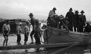 New Zealand's invasion of Samoa, 1914