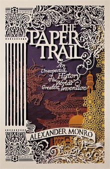 Alexander Monro The Paper Trail book cover