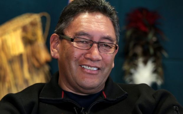 Hone Harawira Mana party leader