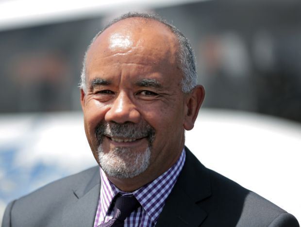 Te Ururoa Flavell Co leader of the Maori party Photo Diego Opatowski RNZ