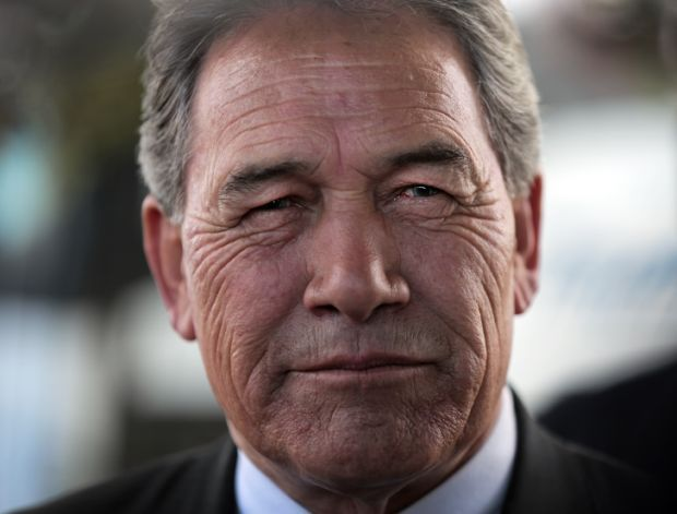 Winston Peters leader of New Zealand First Photo by Diego Opatowski RNZ