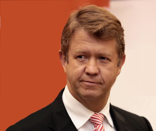 David Cunliffe leader of the Labour party Photo by Diego Opatowski RNZ painted