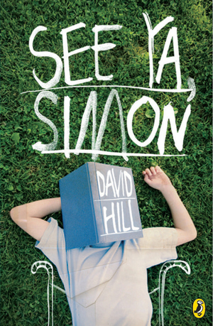 See Ya Simon by David Hill book cover NZ