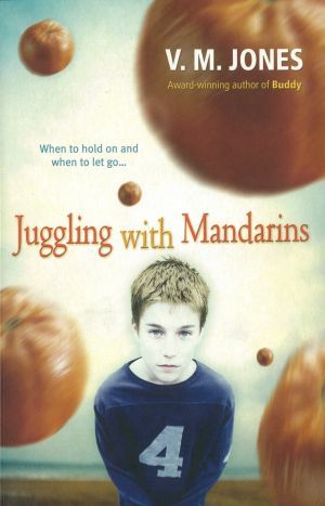Juggling with Mandarins by VM Jones