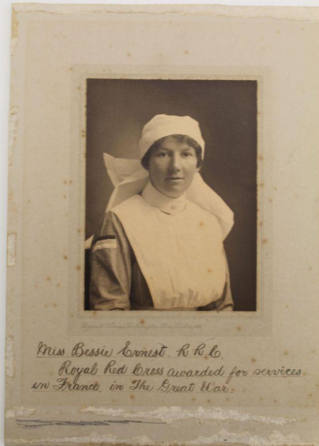 St John Bessie Ernest c rnz