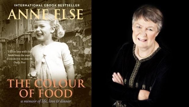 Anne Else The Colour of Food