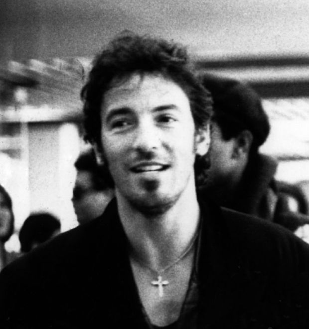 Bruce Springsteen CC BY SA