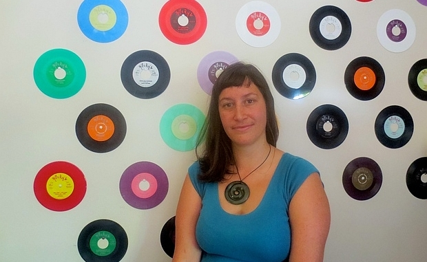 Fiona Campbell of M Lady s Records